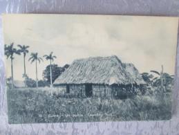 CUBA . UN UN BOHIA . COUNTRY HUT - Postcards