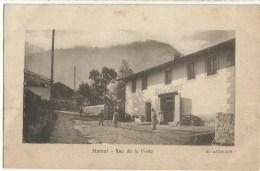 Marnaz Rue De La Poste Circulée - Altri Comuni