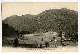 GERARDMER - Le Cirque De Retournemer - Gerardmer