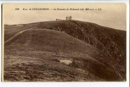 Env. De GERARDMER - Le Sommet Du Hohneck - Gerardmer