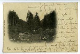 GERARDMER - Entrée De La Vallée De Granges - Gerardmer