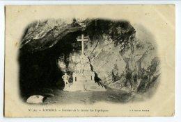 LOURDES - Intérieur De La Grotte Des Espelugues - Lourdes
