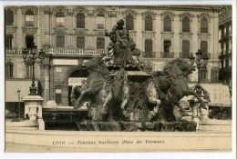 LYON - Fontaine Bartholdi - Otros