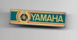 No Pins Broche Hamaha Fermeture épingle  4.5 X 1 Cm / 33NAT - Motos