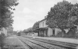 21 - COTES D'OR - Gares Et Chemin De Fer / Thury - La Gare - France