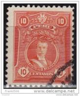 Peru 1924-1929, Augusto Leguia, 10c, Used - Peru