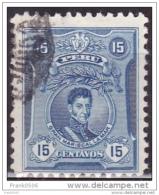 Peru 1924-1929, Jose De La Mar, 15c, Used - Peru