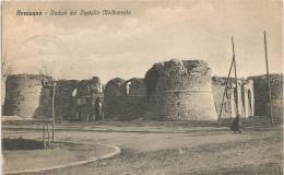 AVEZZANO RUDERI DEL CASTELLO MEDIOEVALE - L'Aquila