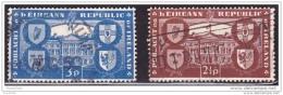 Ireland 1949, Leinster House Of Dublin, Used - 1949-... Republic Of Ireland