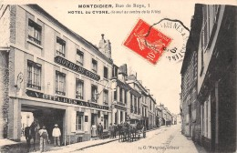 80 - SOMME - Montdidier - Hôtel Du Cygne