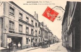 80 - SOMME - Montdidier - Hôtel Du Cygne - Montdidier