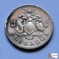 Barbados - 10 Cents - 1980 - Barbades