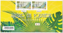 Polynésie Française / Tahiti - Navire En Polynésie / 2 X 100 F / Numéroté Et Daté / 2016 - Polynésie Française