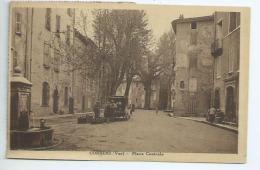 Var.Correns Place Centrale - Frankrijk
