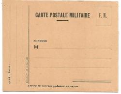 CARTE EN FRANCHISE NEUVE - Marcophilie (Lettres)