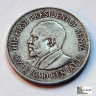 Kenia - 1 Shilling - 1975 - Kenya