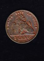 BELGIUM Cat Morin 317 UNCIRCULATED (B129) - 1909-1934: Albert I