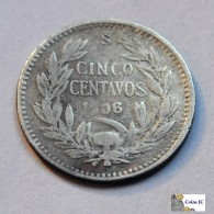 Chile - 5 Centavos - 1906 - Chile
