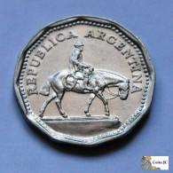 Argentina - 10 Pesos - 1963 - Argentine