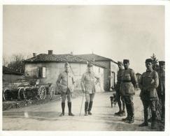 Photo Guerre 14-18 WW1 - Tranchées Front Région Argonne Champagne Ardennes Meuse Environs à Situer - Guerra, Militares