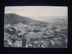 Landstuhl Rheinpfalz (1917)  Censorship (zensur) überwachungsstelle VIII. Armeekorps - Landstuhl