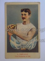 Gre 106 Olimpiada 1906 N Georgantas - Greece