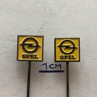 Badge (Pin) ZN003933 - Automobile (Car) Opel - Opel