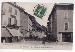 01  LA CLUSE   La Place Et Route De Nantua - Non Classificati