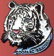 Pin´s - ZooParc De Beauval (Loir-et-Cher 41) - Tigre Blanc - Animaux