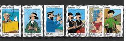 FRANCE 4051à4056 Oblitérés Rond - Used Stamps