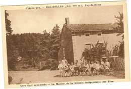Eglisolles, Maison De La Colonie Independante Des Pins - Non Classés