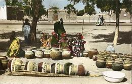 1-NIAMEY-VENDEUSES DE CANARIS - Niger