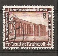 DR 1936 // Michel 638 O - Gebraucht