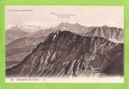 AK - Rochers De Naye - Les Alpes Bernoises - Ungebraucht, Um 1910 - VD Vaud