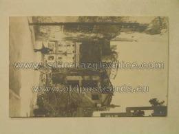 Gorizia 122 K U K Etappengruppenkomando Platz Komando - Gorizia