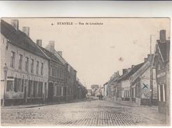 Stavele, Rue De Crombeke (pk31041) - Alveringem