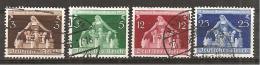 DR 1936 // Michel 617/620 O - Deutschland