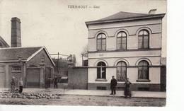 "!! Turnhout "" Gaz Fabriek - Topanimation  "" Usine à Gaz- "" Uitg. Gebr. Van Eekert - Turnhout"