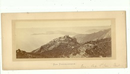 Beaulieu Saint Jean Cap Ferrat Vue Panoramique ( La Photo Hors Support Carton : 22 Cm / 9 Cm Photographie Lucchessi Nice - Photos
