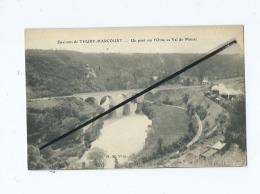 CPA  Souple  - Environs De  Thury Harcourt - Un Pont Sur L'Orne Au Val De Maizet - Thury Harcourt