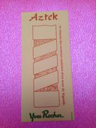 AZTEK De YVES ROCHER - Perfume Cards