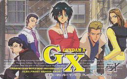 Télécarte Japon - MANGA - GUNDAM X - ANIME Japan Phonecard Telefonkarte / 110-011  - Movic 7268 - Cinema