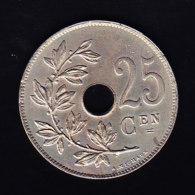 BELGIUM Cat Morin 330,  UNCIRCULATED, (B135) - 05. 25 Centimes