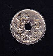 BELGIUM Cat Morin 360,  SUP+, (B145) - 03. 5 Centimes