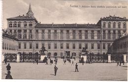 CPA Torino Palazzo Reale Cartolerie Sorelle Garavagno - Churches
