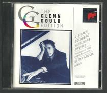 CD PIANO - BACH : VARIATIONS GOLDBERG - 1955 - GLENN GOULD, Piano - Klassik