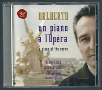 CD PIANO - VERDI/LISZT - WAGNER/LISZT - MICHEL DALBERTO, Piano - Klassik