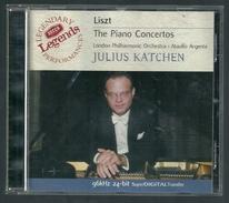 CD PIANO - LISZT : LES DEUX CONCERTOS POUR PIANO - JULIUS KATCHEN, Piano - Klassik