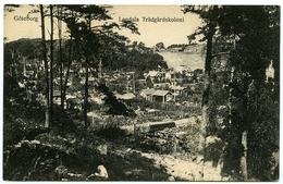 SWEDEN : GOTEBORG - LANDALA TRADGARDSKOLONI - Suède
