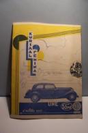 TOULON   - VAR - LIVRET  PUBLICITAIRE COMMERCES  DE LA VILLE - AUTOMOBILES  -ECT - Werbung